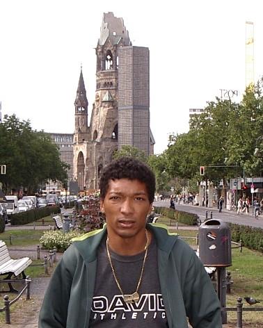 David Beck Berlin-Tour 2003