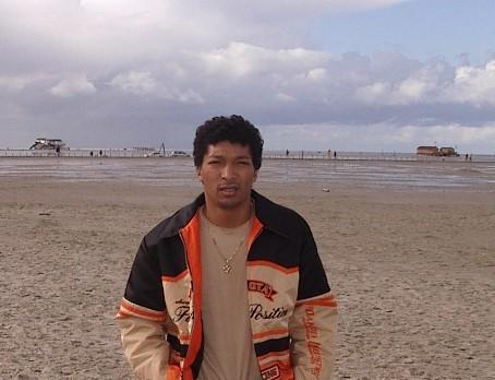 David Beck St Peter Ording 2003